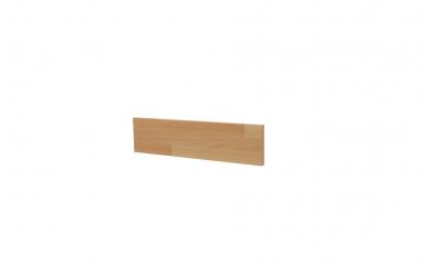 Krycí deska ELEGANT pro nízké čelo postele SOFIA 80, buk cink