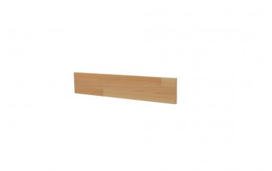 Krycí deska ELEGANT pro nízké čelo postele SOFIA 100, buk cink