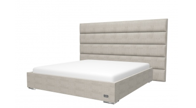 Čalouněná postel Horizontal,180x200, MATERASSO