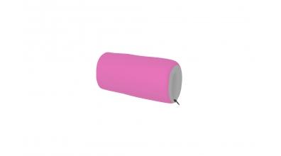 Textilní chránič krátký růžovo/šedý