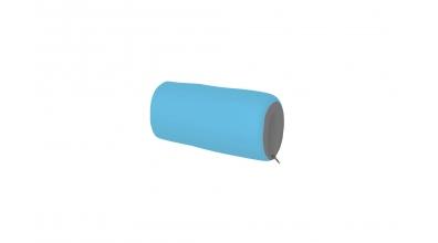 Textilní chránič krátký tyrkysovo/šedý