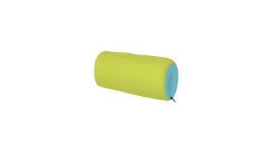 Textilní chránič krátký tyrkysovo/zelený