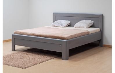 Manželská postel ADRIANA Family, 160x200, buk