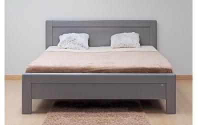 Manželská postel ADRIANA Family, 180x200, dub