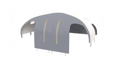 Domeček stan SKANDI pro dělené čelo a zábranu A B pravý