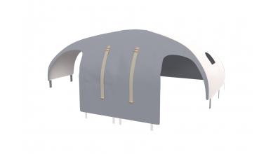 Domeček stan SKANDI pro dělené čelo a zábranu A B levý
