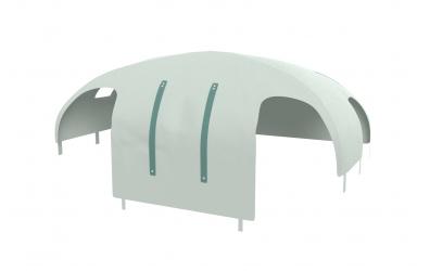 Domeček stan PASTEL pro dělené čelo a zábranu A B pravý mint