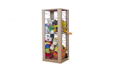 Box na hračky buk cink