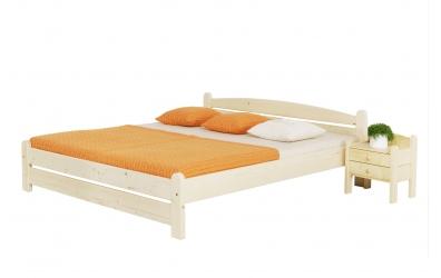 Manželská postel TORO 160 cm smrk