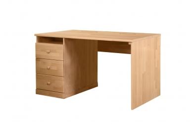 Stůl VARIO pravý buk cink
