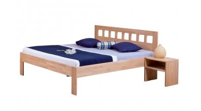 Manželská postel VENEZIA 180 buk cink