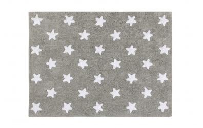 Koberec LORENA CANALS hvězdičky, šedý