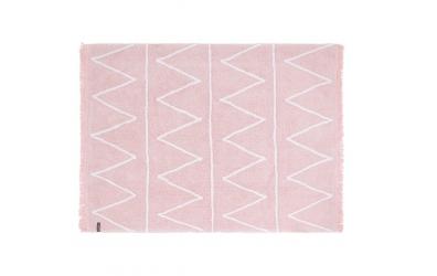 Koberec LORENA CANALS chevron, růžový