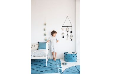 Girlanda LORENA CANALS Pom Pom Tie-Dye Vintage Blue