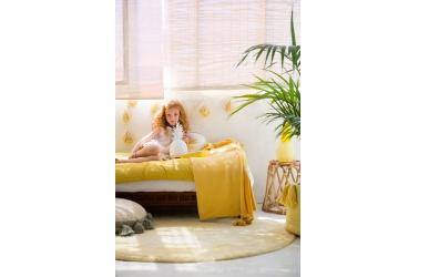 Girlanda LORENA CANALS Pom Pom Tie-Dye Yellow