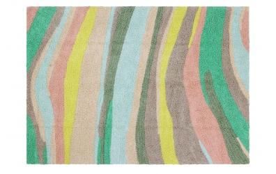 Koberec LORENA CANALS barevné pruhy