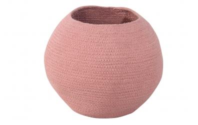Koš LORENA CANALS koule, růžový