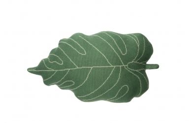 Polštář LORENA CANALS list, zelený