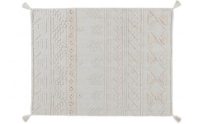 Koberec LORENA CANALS kmenové vzory, přírodní, S