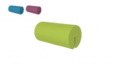Textilie chránič kulatý krátký (více variant)