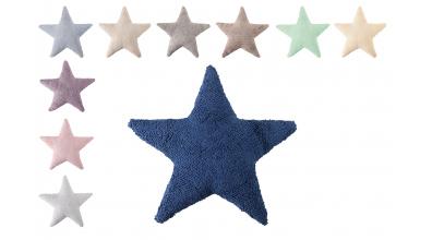 Polštář LORENA CANALS hvězda (více variant)