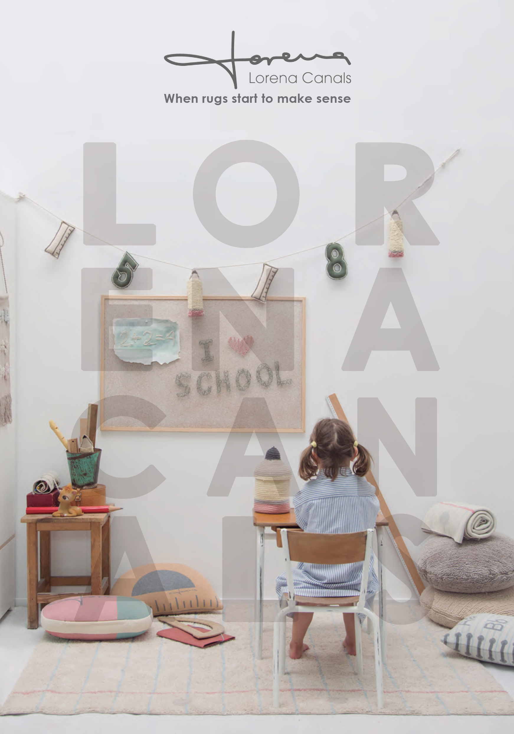 Lorena Canals Kids Decor